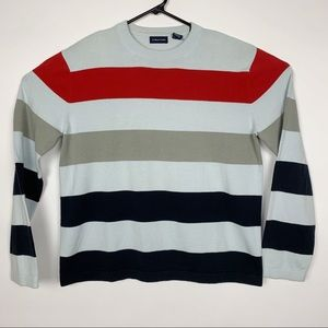 Structure Men's Striped Sweater Size Large